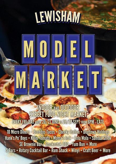 Lewisham model market