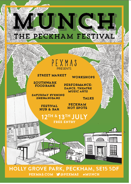 Peckeham Munch food festival