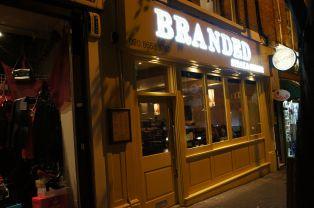 Branded Beckenham steak restaurant