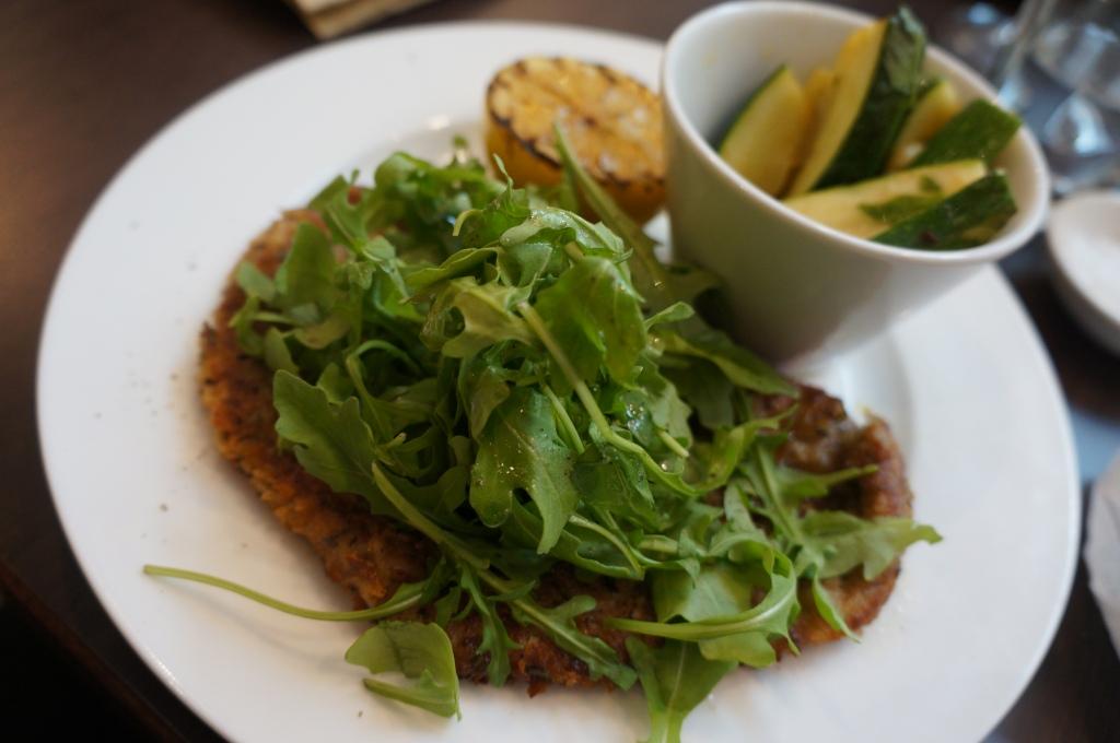 UK rose veal, Carluccio's