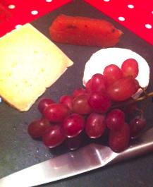 membrillo and cheese