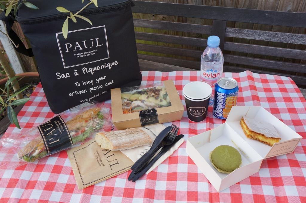 PAUL picnic for 2