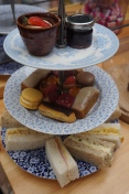 afternoon tea at the bull's head chislehurst
