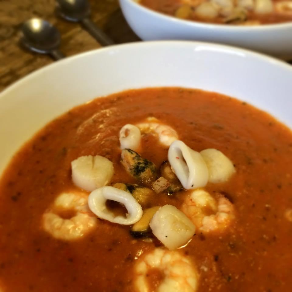 seafood casserole 5:2 recipe