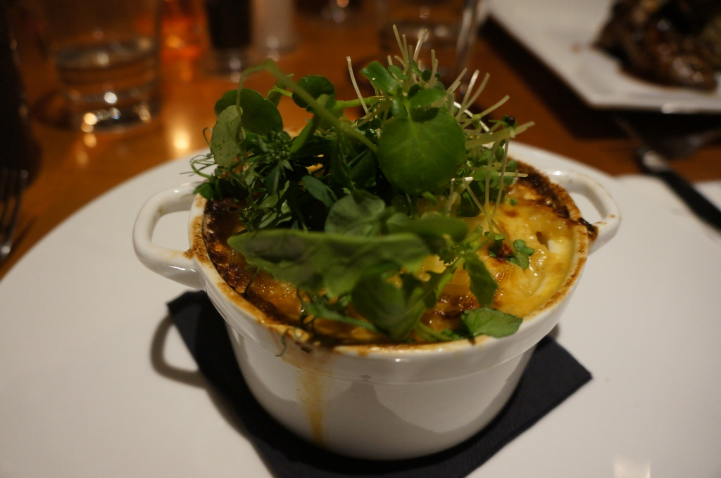 Lobster Shepherds pie